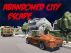 Abandoned City Escape, Gratis online Spiele, Puzzle Spiele, Escape Spiele