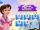 Kings and Queens Solitaire Tripeaks, Gratis online Spiele, Kartenspiele, Solitaire, HTML5 Spiele