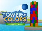 Tower of Colors Island Edition, Gratis online Spiele, Puzzle Spiele, Physik Spiele, Shooter Spiele, HTML5 Spiele