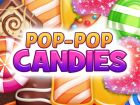 Pop Pop Candies, Gratis online Spiele, Puzzle Spiele, Bubble Shooter, HTML5 Spiele