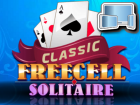Classic Freecell Solitaire (HTML5), Gratis online Spiele, Kartenspiele, Solitaire, HTML5 Spiele