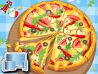Pizza Maker by Yiv, Gratis online Spiele, Mädchen Spiele, Kochspiele, HTML5 Spiele, Back Spiele
