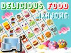 Delicious Food Mahjong Connect, Gratis online Spiele, Puzzle Spiele, Mahjong, HTML5 Spiele