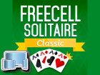 FreeCell Solitaire Classic, Gratis online Spiele, Kartenspiele, Solitaire, HTML5 Spiele