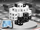 Black and White Dimensions, Gratis online Spiele, Puzzle Spiele, Mahjong, 3D Spiele, HTML5 Spiele, Mahjong Solitaire, 3D Mahjong