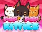 Pop Pop Kitties, Gratis online Spiele, Puzzle Spiele, Bubble Shooter, HTML5 Spiele